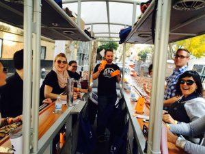 Sactown Bike Bus Tours